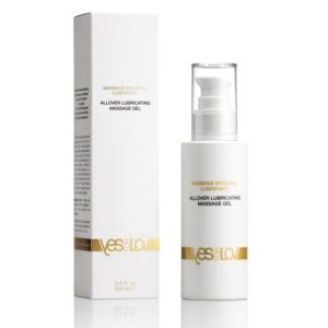 ALLOVER LUBRICATING MASSAGE GEL von YESforLOV
