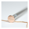 Crave Vesper Vibrator Necklace Rose Gold I