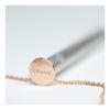Crave Vesper Vibrator Necklace Rose Gold I