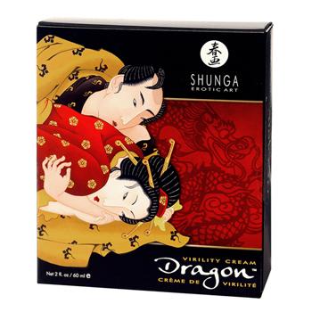 Dragon Potenzcreme Verpackung II