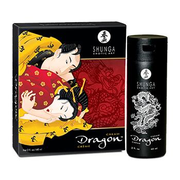 Dragon Potenzcreme Verpackung I