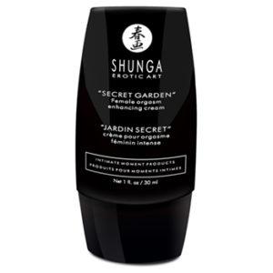 Shunga Orgasmic Cream Secret Garden
