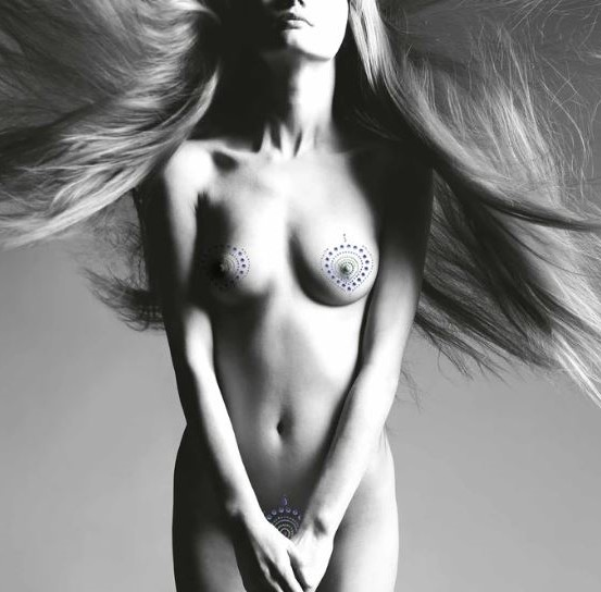 Flamboyant Model