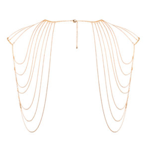 Magnifique Shoulder Jewelry Gold
