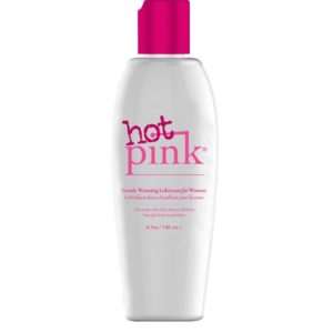 Hot Pink Warming Lube