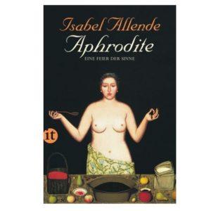 Buch Aphrodite - Feier der Sinne